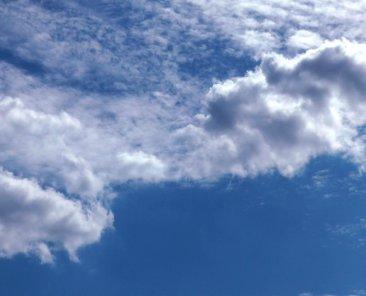 SKY CLOUDS clip 2