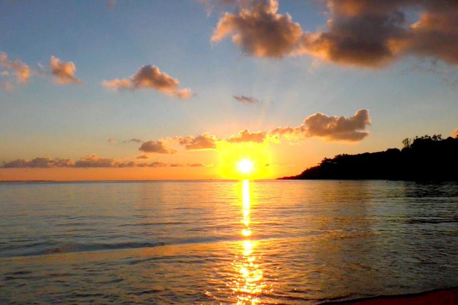 SUNSET SEA2 clip 1